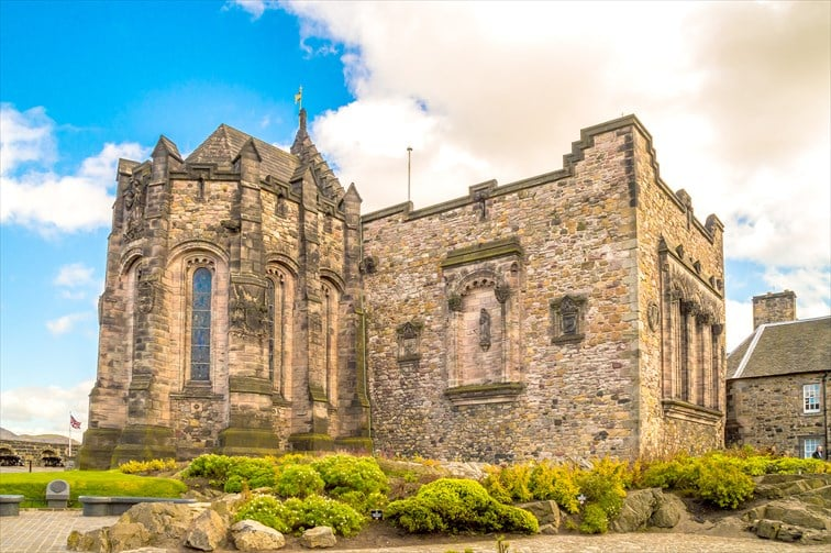 12世紀初期に建てられた「セント・マーガレット教会堂」