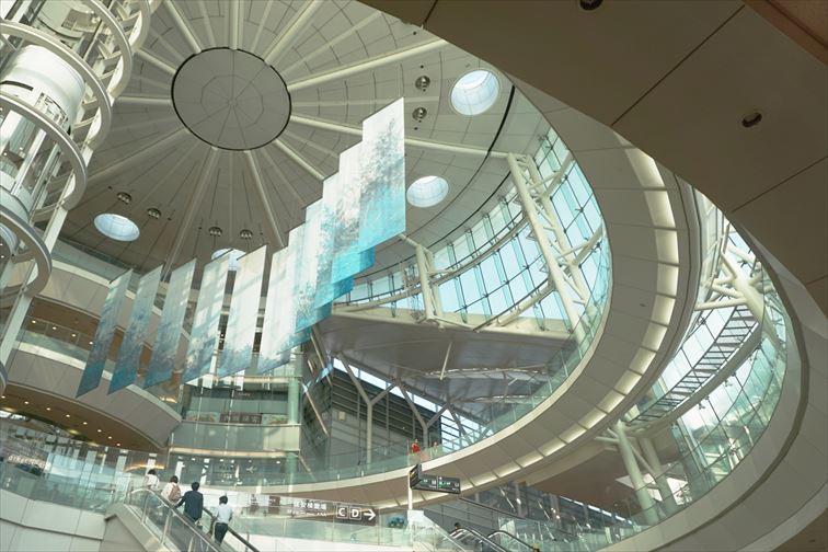 世界中から高評価を得ている「羽田空港」