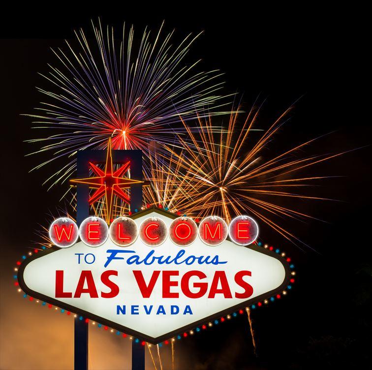 ラスベガス市内や近郊ではたくさんの花火大会が催されます