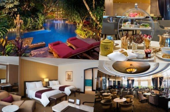 バンコクのシェラトン グランデ スクンビットホテル
