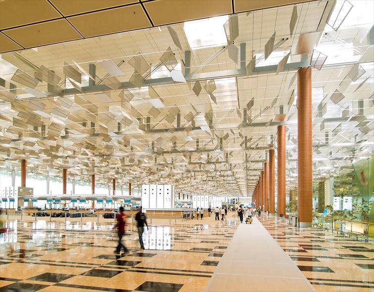7年連続で1位を獲得「チャンギ国際空港」