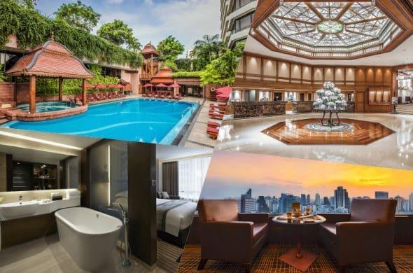 ザ ランドマーク バンコク ホテル