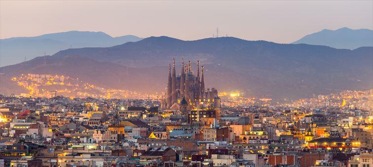 カタルーニャの中心都市バルセロナ