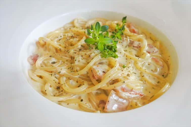 カルボナーラはローマで生まれたパスタ料理