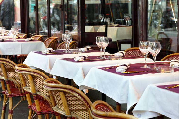 レストランは大きく4種類に分かれる