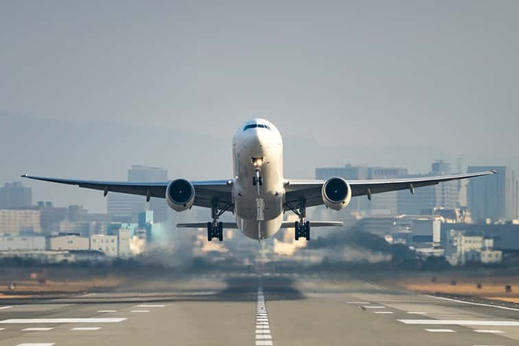 飛行機/イメージ