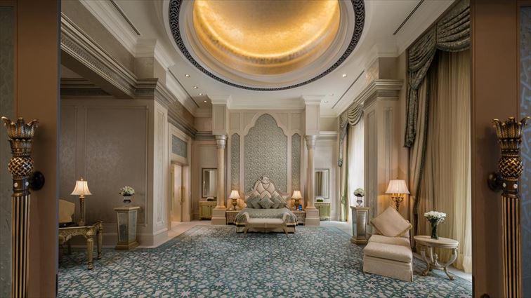 エミレーツ パレス ホテル 客室例(公式サイトより)