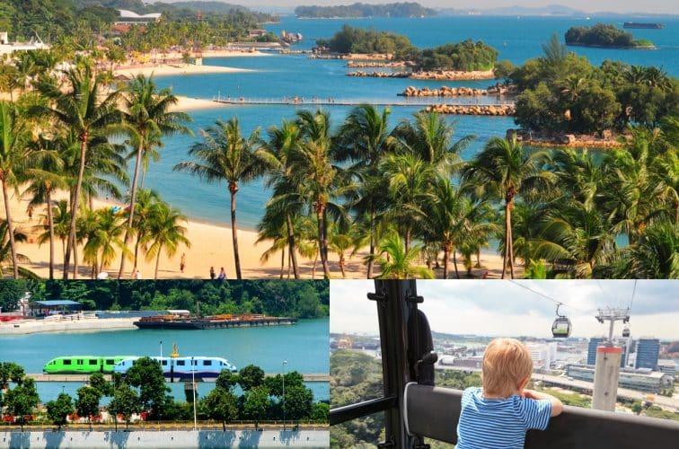 【シンガポール旅行】セントーサ島への行き方5つと料金まとめ最新情報