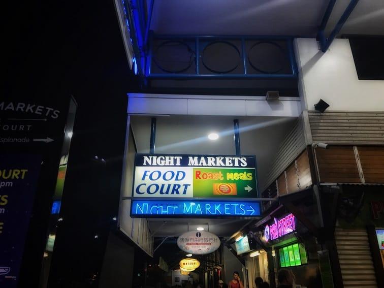 ケケアンズ・ナイトマーケット