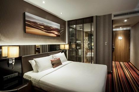 ザ コンチネント ホテル バンコク