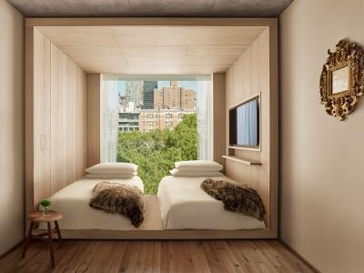 ニューヨーク・パブリックホテル3×4