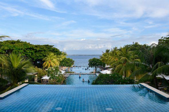 crimson infinity pool cebu hotel