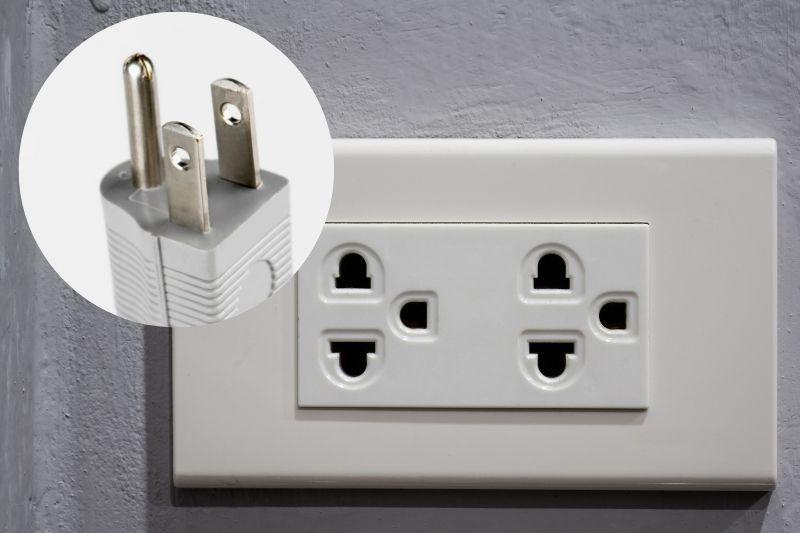 electric plug type B boracay philippines