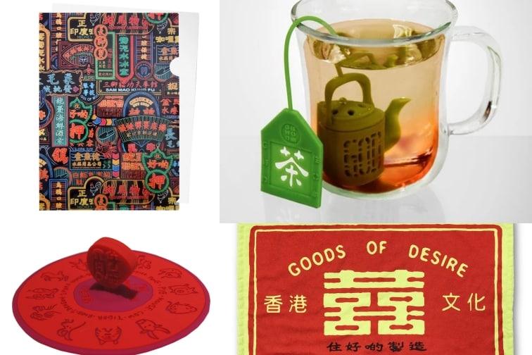 香港雑貨が買える「G.O.D」