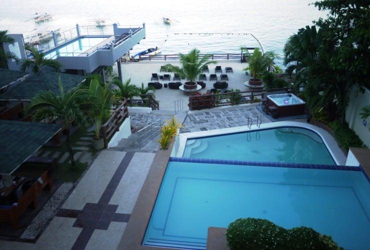パーム ビーチ リゾート プール