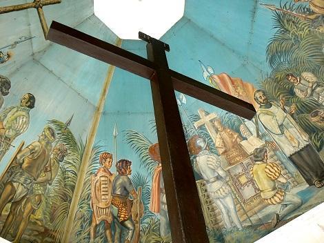 十字架 セブ島 ツアー