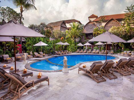 バリ島 ラマヤナ ホテル