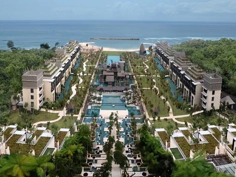 バリ島ホテルイメージ