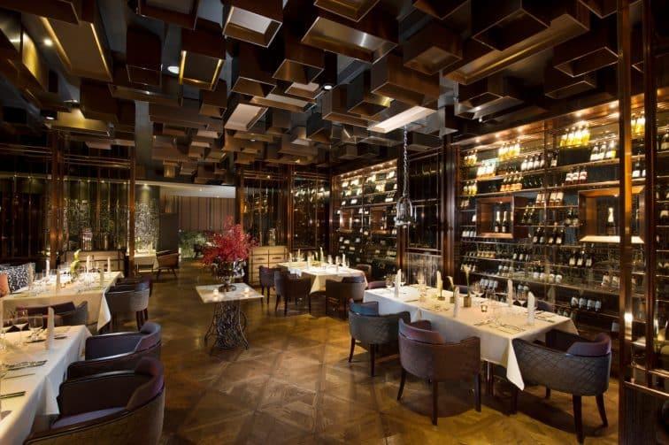 ヒルトンスクンビットバンコクのイタリア料理店「スカリーニ」