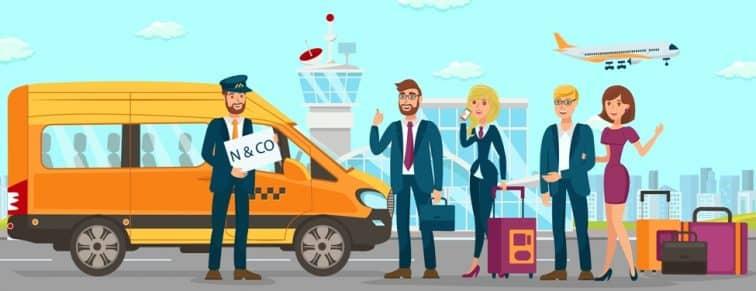 タクシー 空港
