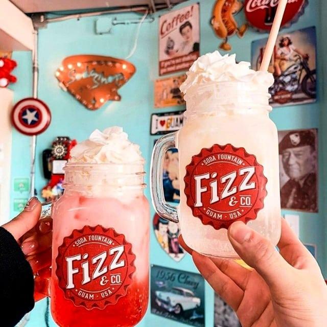 Fizz&Co. カフェ シェイク