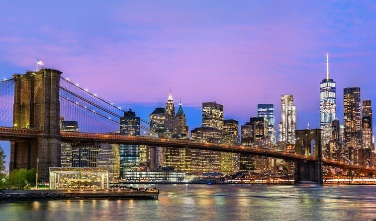 ニューヨーク・ブルックリン