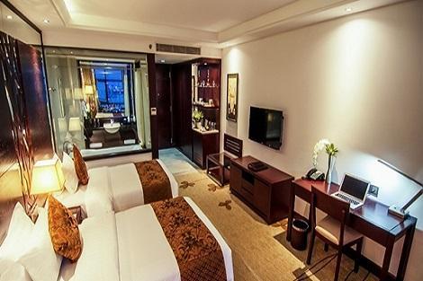 ダナン ブリリアントホテル客室
