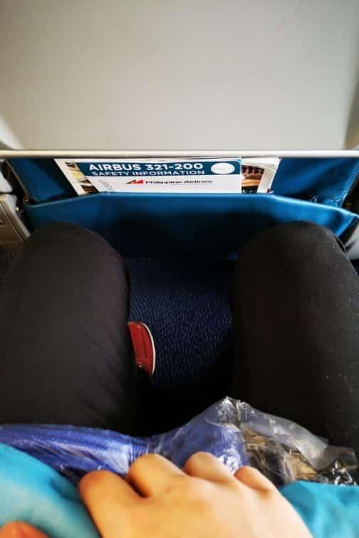 A321ceo エコノミークラス 座席