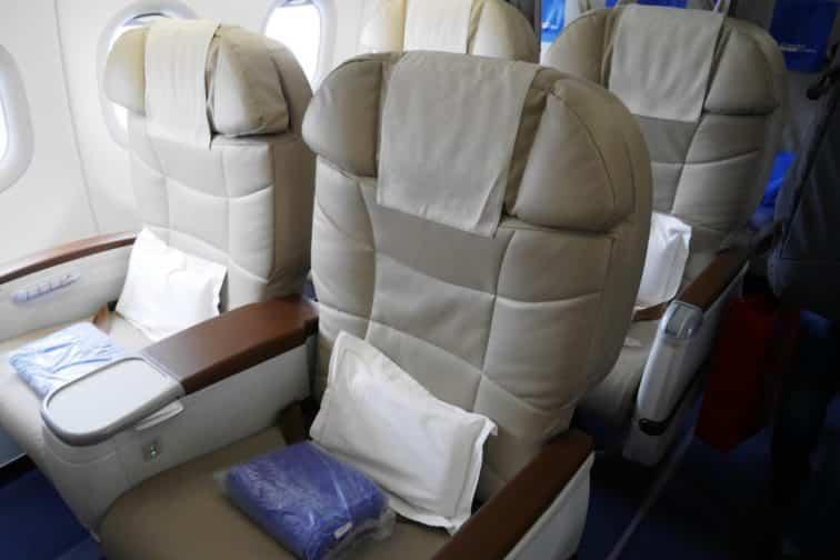 A321ceo ビジネスクラス
