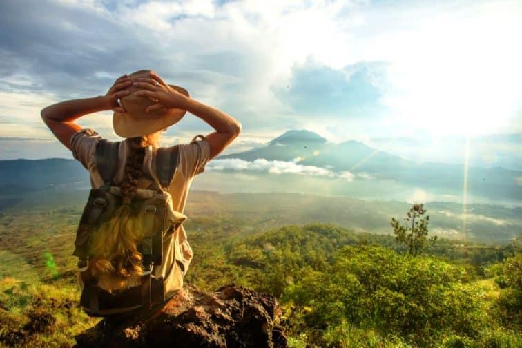 バリ島 山 観光スポット