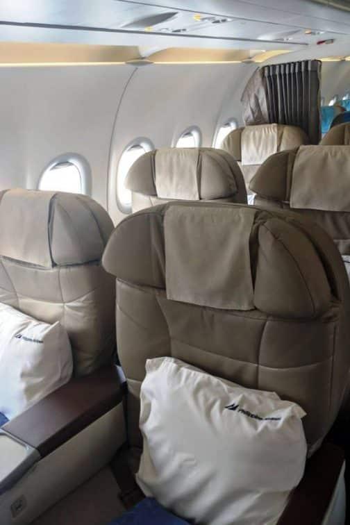 A320 200ビジネスクラス
