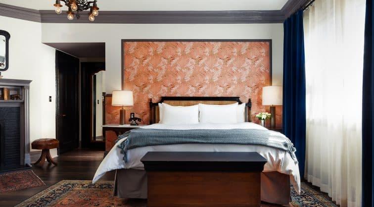 ハイラインホテル客室