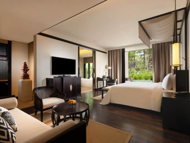 The Apurva Kempinski Bali_Grand Deluxe Lagoon