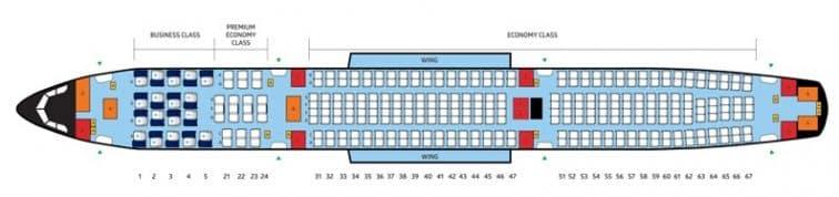 フィリピン航空 エアバス330- 最新機材