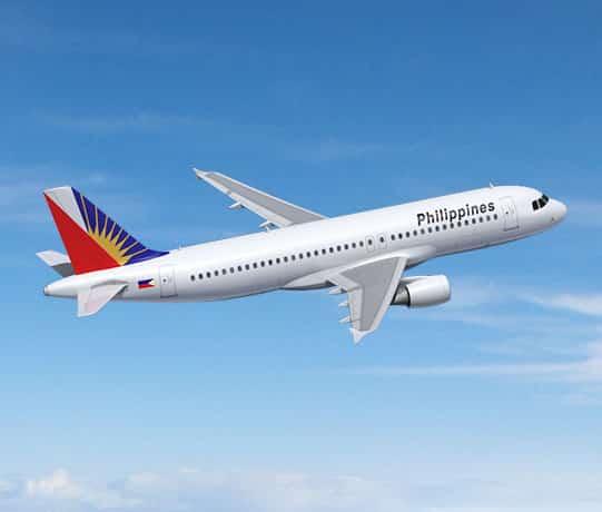 フィリピン航空 機材 A320-200 最小機材