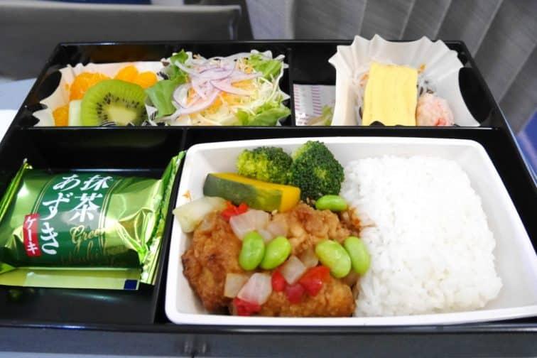 A321ceo 食事