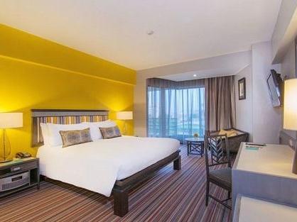 ベイビューホテルの客室