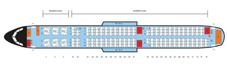 フィリピン航空 機材A321neo