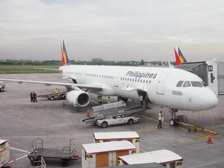 A330 フィリピン航空 機材