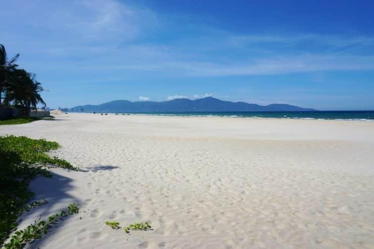 ベトナム・ダナンのビーチ「ノンヌォックビーチ」Non Nuoc Beach