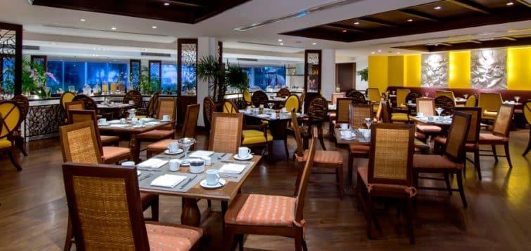 サイアム ベイショア リゾート パタヤのレストラン