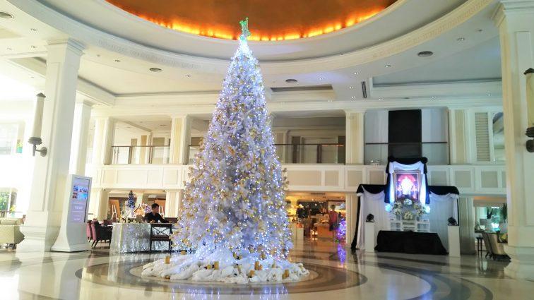 デュシタニパタヤ クリスマスツリー