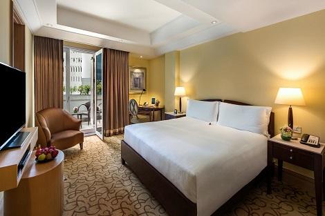 フラートンホテル シンガポール ポストマスタールーム