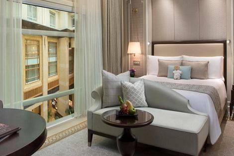 ザ フラートン ホテル シンガポール