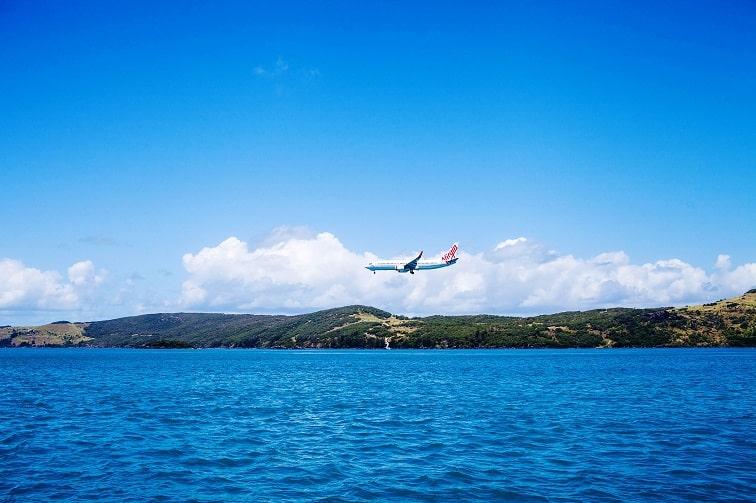 ハミルトン島空港