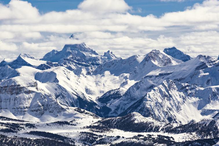 Banff National Park Alberta Canada