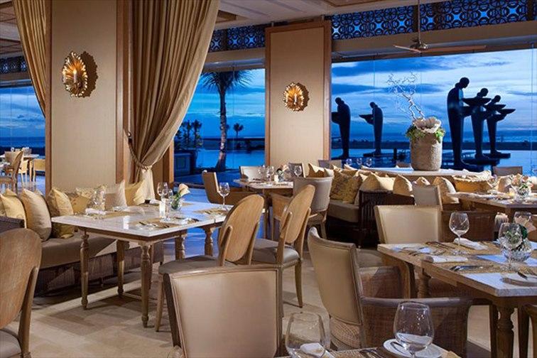 エレガントな地中海&パンアジアのソレイユレストラン