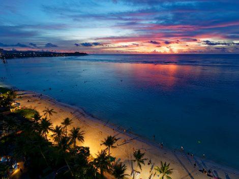 Tumon beach guam tour1