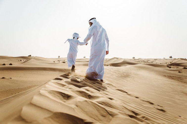 ドーハ砂漠