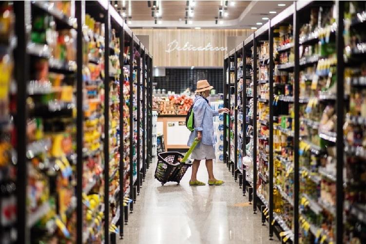 ハミルトン島・IGAスーパーマーケット